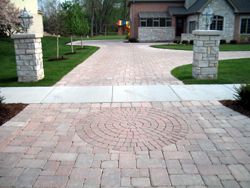 Driveways and Borders